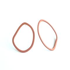 Strings Of Colour Earrings