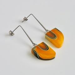 Unique Eco Friendly Acrylic Earrings