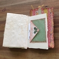 JUNK JOURNAL GREEN #2