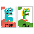 Monster Name   Art Prints