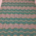 Cotton Wave Baby Blanket