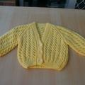 3 - 6 Months Baby Jacket