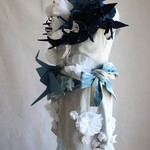 Avant-Garde Origami Bird Formal & Wedding Dress Tailor-Made