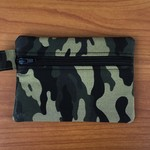 Camouflage Print Coin Pouch