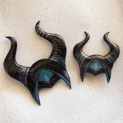 Maleficent EXTRA Large Brooch