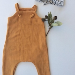 Mustard Muslin