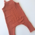 Rust Muslin