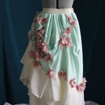 Shipwrecked Bustle Skirt Tailor-Made