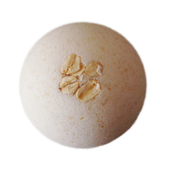 Honey & Oatmeal Bath Bomb