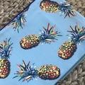 Pineapples toiletries bag