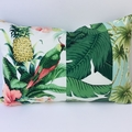 Tommy Bahama love🌴🌴. Patchwork outdoor cushion cover.