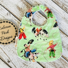 """Cowboys"" on Green