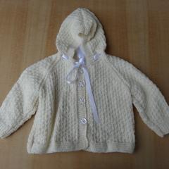 0 - 6 Months Baby Jacket