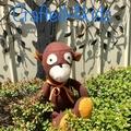 Superhero  Monkey soft toy