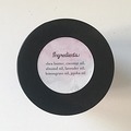 All Natural and Organic Lavender Body Butter, Handmade with Love