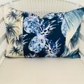 Tommy Bahama original design cushions.  Coastal style 🌴🌴🌴