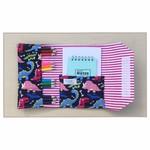 Dinosaur Pencil Wallet | pencil case | drawing set | drawing