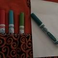 Take along drawing kit/set