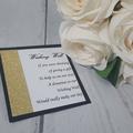Gold Glitter Wedding Suite