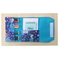 Frozen Elsa Pencil Wallet,  pencil case, drawing set, travel toy