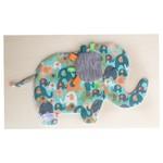 Elephant Taggie Toy