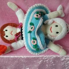 Cinderella/Princess Topsy Turvy Doll