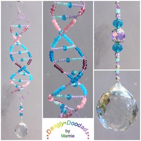 CANDY DNA - DNA Spring Suncatcher