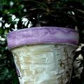 Painted Flower Pots - Planter pots - Whimsical