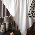 Baby blanket ~ Cotton and Minky ~ Mickey Mouse