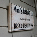 Mom's Baking ....Reclaimed Timber Sign