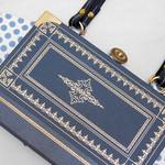 Crime and Punishment - Feodor Dostoevsky - Handbag made from a secondhand book