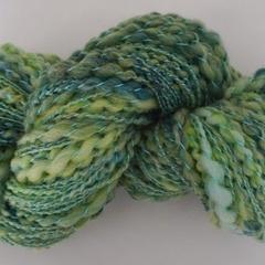 Growing Greener Handspun Yarn