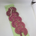 Crochet Ombre Bookmark