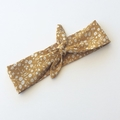 Add $5  tie knot headband with any purchase