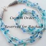 Custom Order - Reserved for Rachael #2