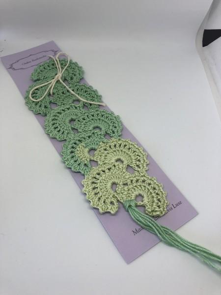 Crochet Ombre Bookmark