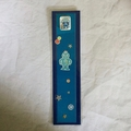 Five Robot Bookmarks / Party Favours