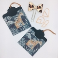 Pack of 8 - Leopard - Planner Accessories