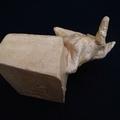 Medieval Jester Ceramic Sculpture Tiny Gift Bowl