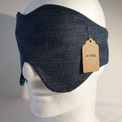 Eye Mask Denim
