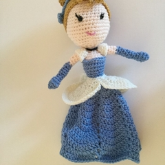 Cinderella -  Crocheted Toy