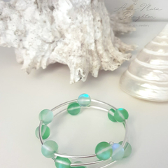 Mermaid Beads Wrap Bracelet