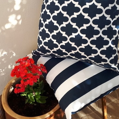 SET OF 2 x 50cm CUSHION