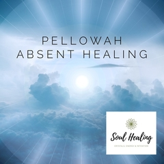 Pellowah Absent Healing sessions.