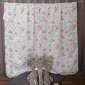 Baby blanket ~ Cotton and Minky ~ Dumbo