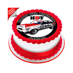 Brock 05 Torana Car Edible Icing Image Cake Topper