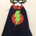 ~ Basic Superhero Set ~ READY TO POST ~ Cape & Mask ~