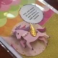 Magical Things, Unicorn Card