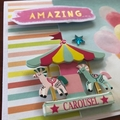 The Amazing Carousel, Carnival Card