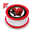 Boxing Edible Cake Topper